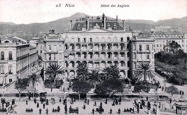 Hôtel des Anglais