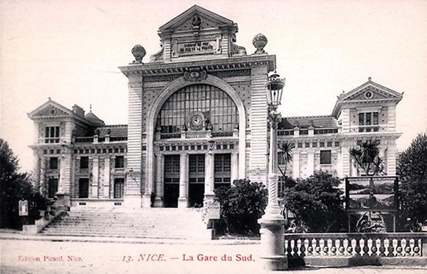 La Gare du Sud