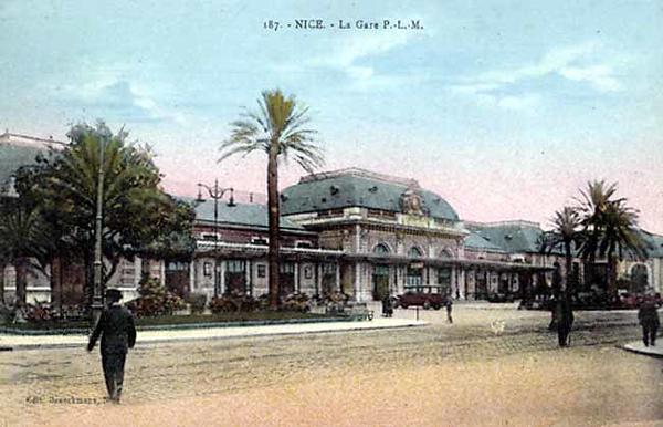 La Gare P L M