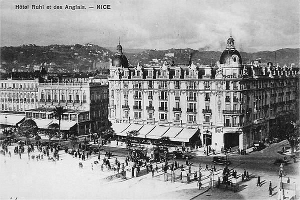 Hotel Ruhl et des Anglais