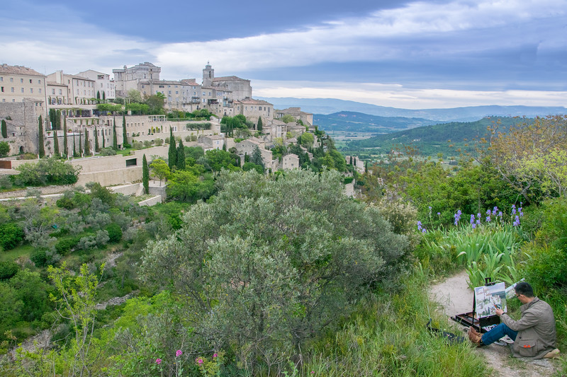 Picturesque Provence