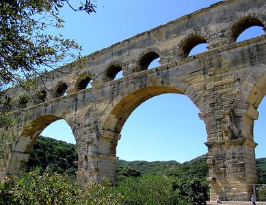 Pont-du-Gard, Provence