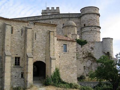 Château Le Barroux