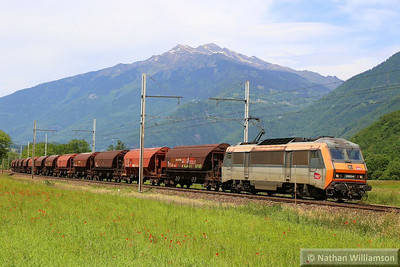 426204 Argentine/Epirre Crossing on a ballast  06/06/14