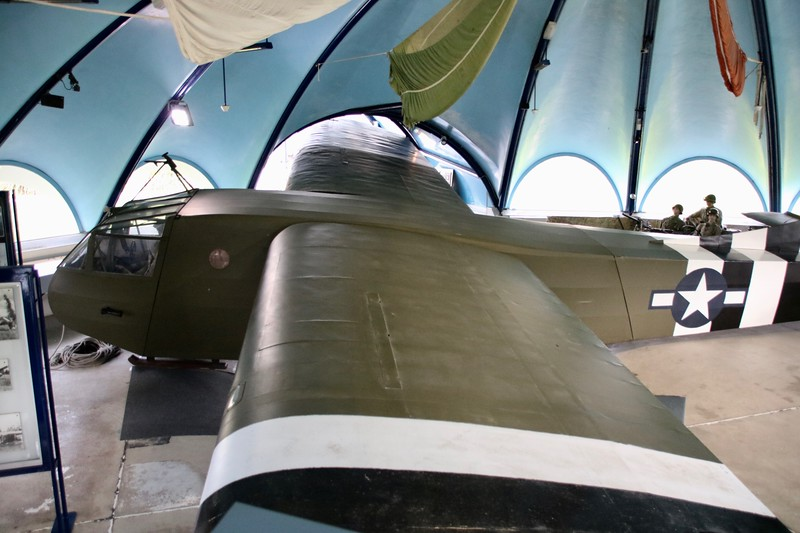 Airborne museum in Sainte-Mère-Église