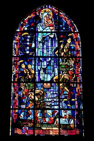 Church in Sainte-Mère-Église