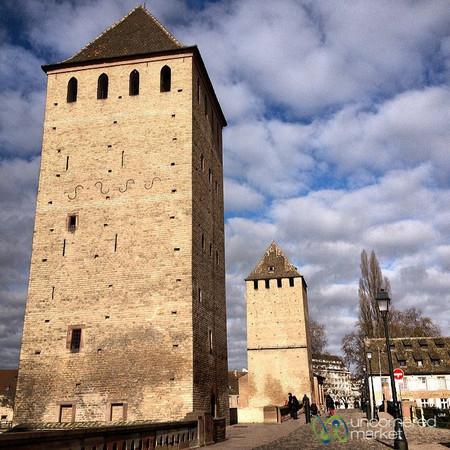 Ponts Couverts - Strasbourg, France