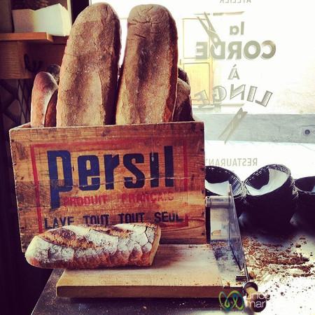 French Bread as Still Life - Strasbourg, France