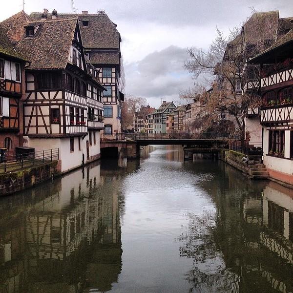 Strasbourg, La Petite France Canal