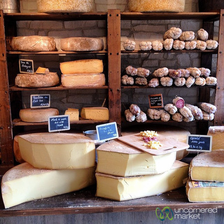 French Cheese and Sausage Shop, Strasbourg