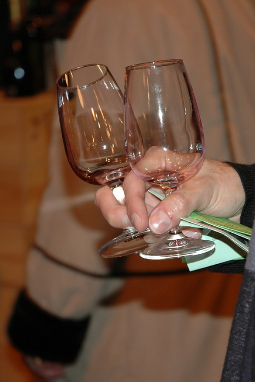 Wine Glasses - Strasbourg, France
