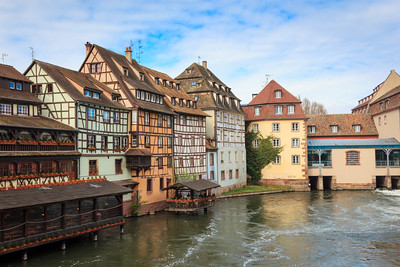 The Ill at Strasbourg