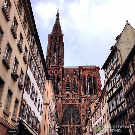 Notre Dame de Strasbourg Cathedral, France