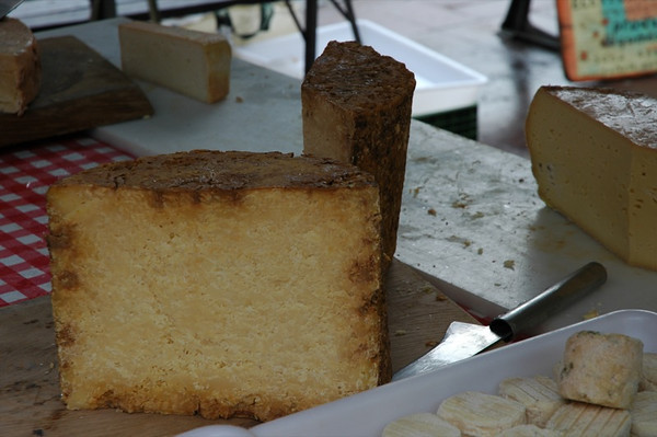 Cow's Milk Cheese - Strasbourg, France