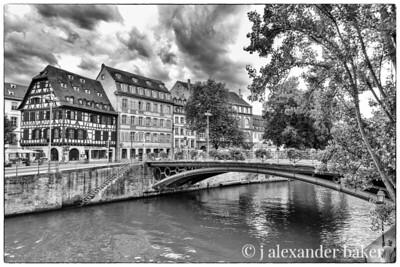 Strasbourg canal