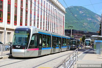 6015 calls at 'Chavant' in Grenoble  07/06/14