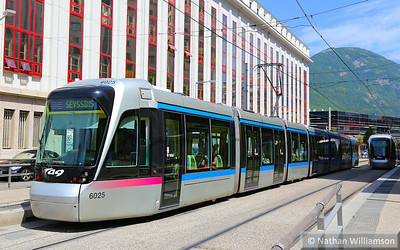 6025 calls at 'Chavant' in Grenoble  07/06/14