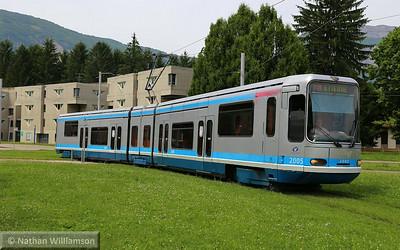 2005 departs 'Les Taillées Universités' in Grenoble  07/06/14