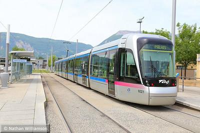 "6021 reverses in ""Plaine des Sports' in Grenoble  07/06/14"