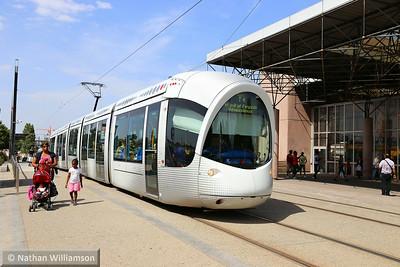 67 departs Gare De Venissieux  09/06/14