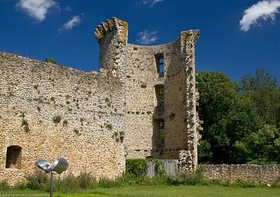 Château de la Madeleine, Chevreuse
