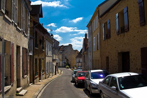 Downtown Chevreuse