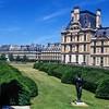 The Louvre (1541) - Gardens<br /> Paris, France