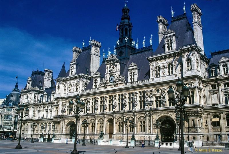 Hotel DeVille<br /> Paris, France