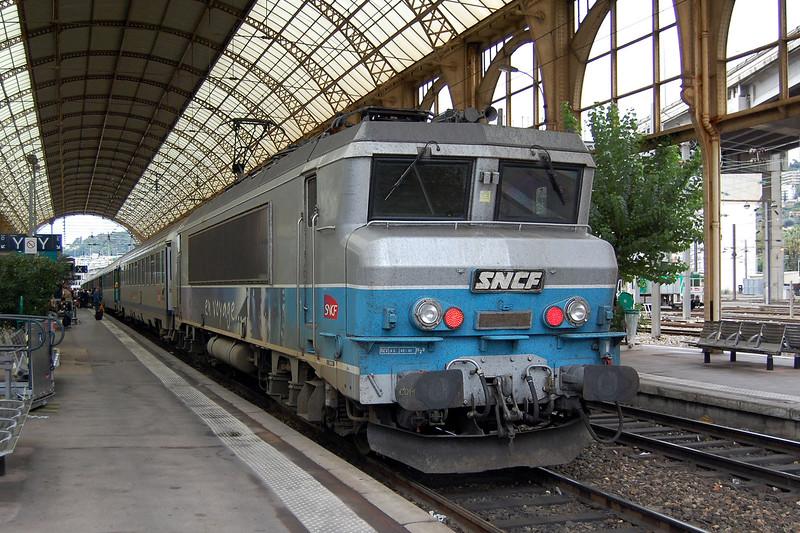 SNCF BB22306 at Nice.