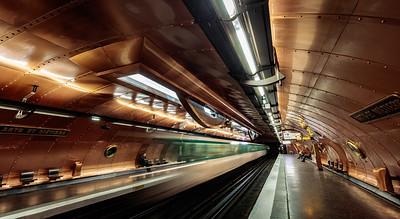 Paris Metro - Arts et Métiers