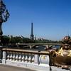 Pont Alexandre 111 Bridge - Built 1897<br /> Paris, France