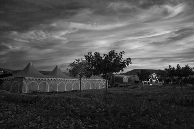 Circus, Limoux, France 2010