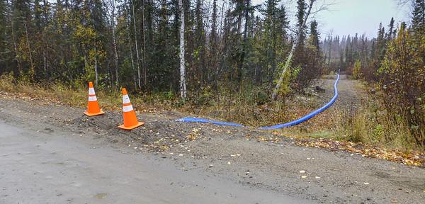 Galena, AK, Flood Relief Fall 2013