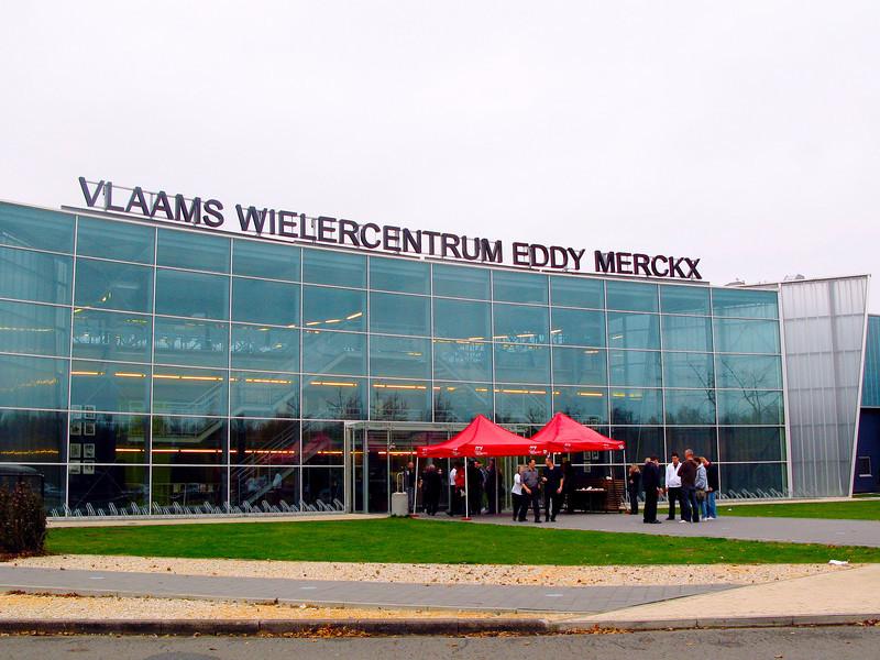 Vlaams Wielercentrum Eddy Merckx - Gent, Belgium<br /> Originally built for the 1988 World Track Championships. Rebuilt in 2005.  Reopened in February 2006.
