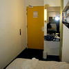 My room at the Etap Hotel near Schipol Airport - Netherlands.