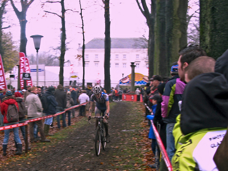 Asper-Gavere Super Prestige Cyclo-cross. Under-23 race.