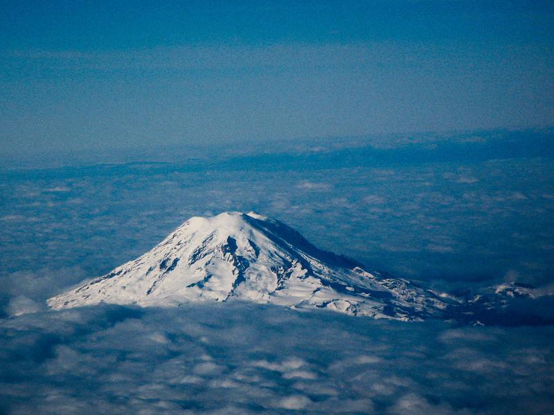 Mount Rainier, Washington. 14,410'