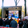Asper-Gavere Super Prestige Cyclo-cross awards ceremony.