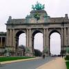 Parc du Cinquantenaire - Brussels