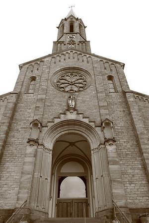 Church in Lichtental