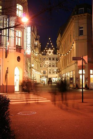 Baden Baden town centre
