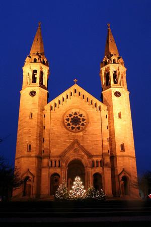 Church in Forbach