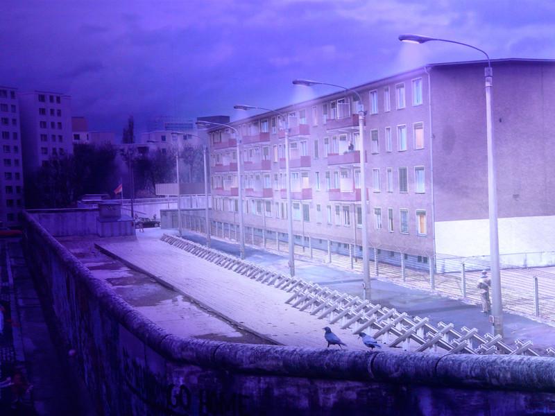 The Wall #6 be Yadegar Asisi