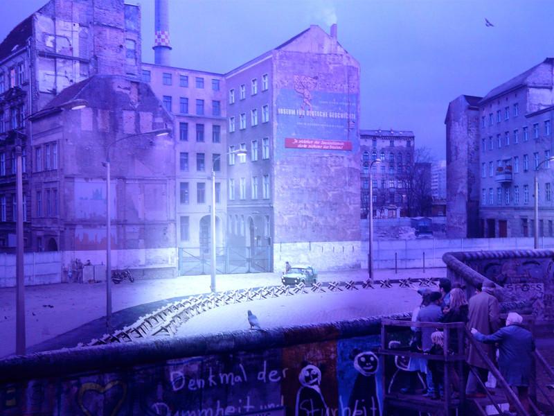 The Wall #2 by Yadegar Asisi