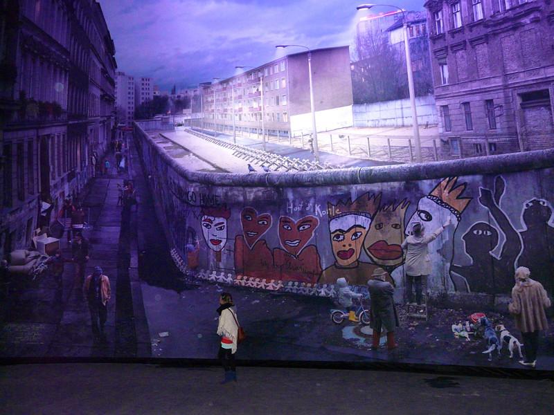The Wall #7 by Yadegar Asisi