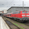 218 390 at Munchen Hbf.