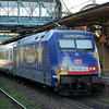 101 101 at Hamburg Harburg.