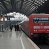 101 035 at Köln Hauptbahnhof.