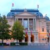 Opera house in Schwerin, Germany
