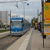 CarGoTram 2005 on Strasburger Platz.